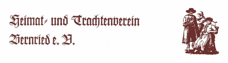 Trachtenverein Bernried